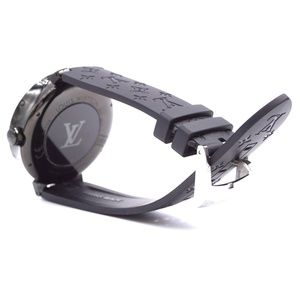 Louis Vuitton Accessories - Black Pvd Horizon  42 Mm Smart Connected Watch